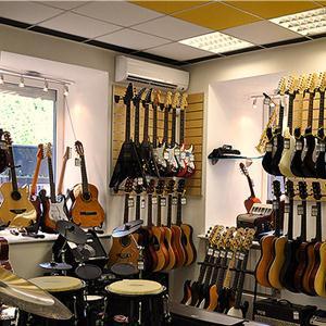 Музыкальные магазины Бутурлиновки
