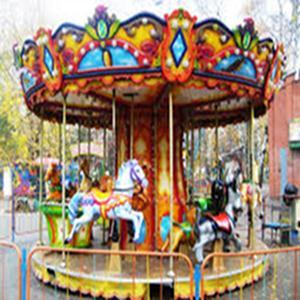 Парки культуры и отдыха Бутурлиновки