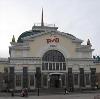 Железнодорожные вокзалы в Бутурлиновке
