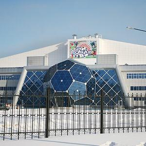 Спортивные комплексы Бутурлиновки