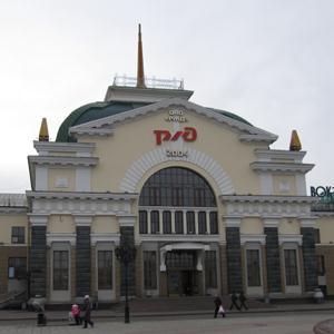 Железнодорожные вокзалы Бутурлиновки